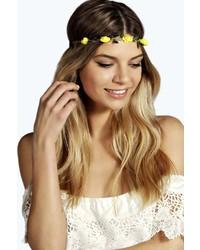 Boohoo Danni Ditsy Rose Headband