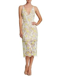 Aurora floral midi dress medium 3723181