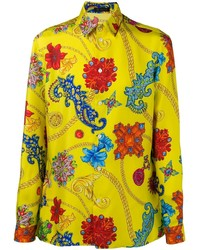 Versace Baroque Retro Shirt