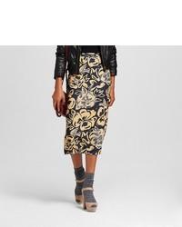 Midi Pencil Skirt Who What Wear