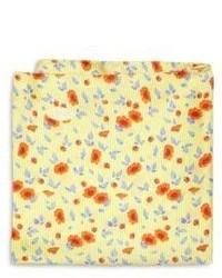 Eton of sweden floral print pocket square medium 346570