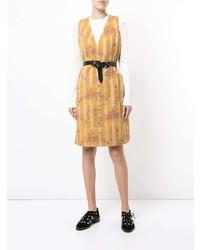 Junya Watanabe Comme Des Garçons Vintage Floral Dress