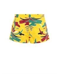 Marni Carioca Print Shorts