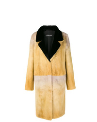 Numerootto Fur Long Coat