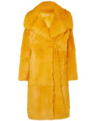 Michael Kors Collection Shearling Coat