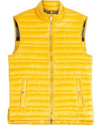 Down vest medium 404915