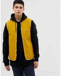PS Paul Smith Gilet In Mustard