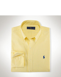 Collection of yellow gingham mens shirt best fashion for Mens yellow gingham shirt