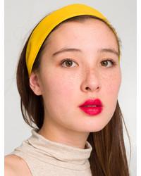American apparel medium leather headband medium 120246