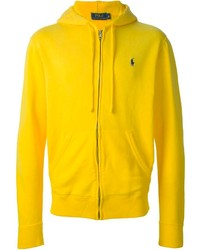 How to Wear a Yellow Hoodie (1 looks) | Men's Fashion