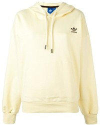 adidas Logo Embroidered Hoodie