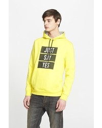 Marc by Marc Jacobs Just Say Yes Graphic Hoodie