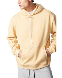 Zanerobe Lowgo Oversize Hooded Sweatshirt