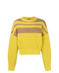 Qasimi Striped Sweater