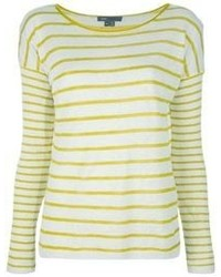 Vince Stripe T Shirt