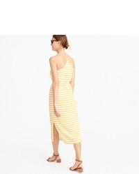 c26033ec10e9 J.Crew Carrie Dress In Stripe, $148 | J.Crew | Lookastic.com