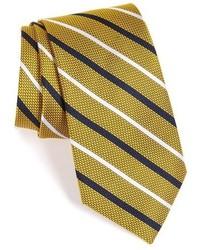 Nordstrom Shop Sergeant Stripe Silk Tie