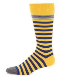 Paul Smith Two Pack Striped Socks