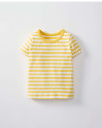 Hanna Andersson Bright Baby Basics Tee In Organic Cotton
