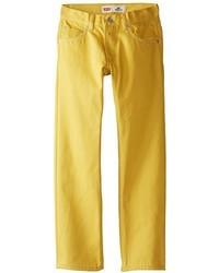 Levi's Boys 505 Regular Fit Rigid Jean