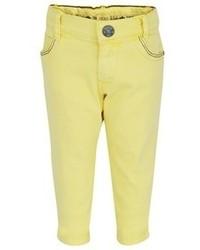 Ikks Yellow Jeans
