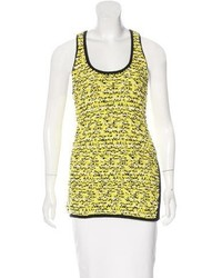 Knit sleeveless top medium 4381397