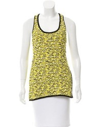 Knit sleeveless top w tags medium 4381399