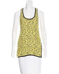 Rag & Bone Open Knit Sleeveless Top