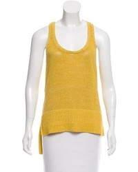 Derek Lam 10 Crosby Sleeveless Knit Top