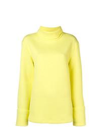 Turtleneck ribbed sweater medium 8444526