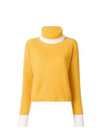 Zelig turtleneck sweater medium 8554058
