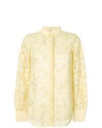 N°21 N21 Lace Shirt