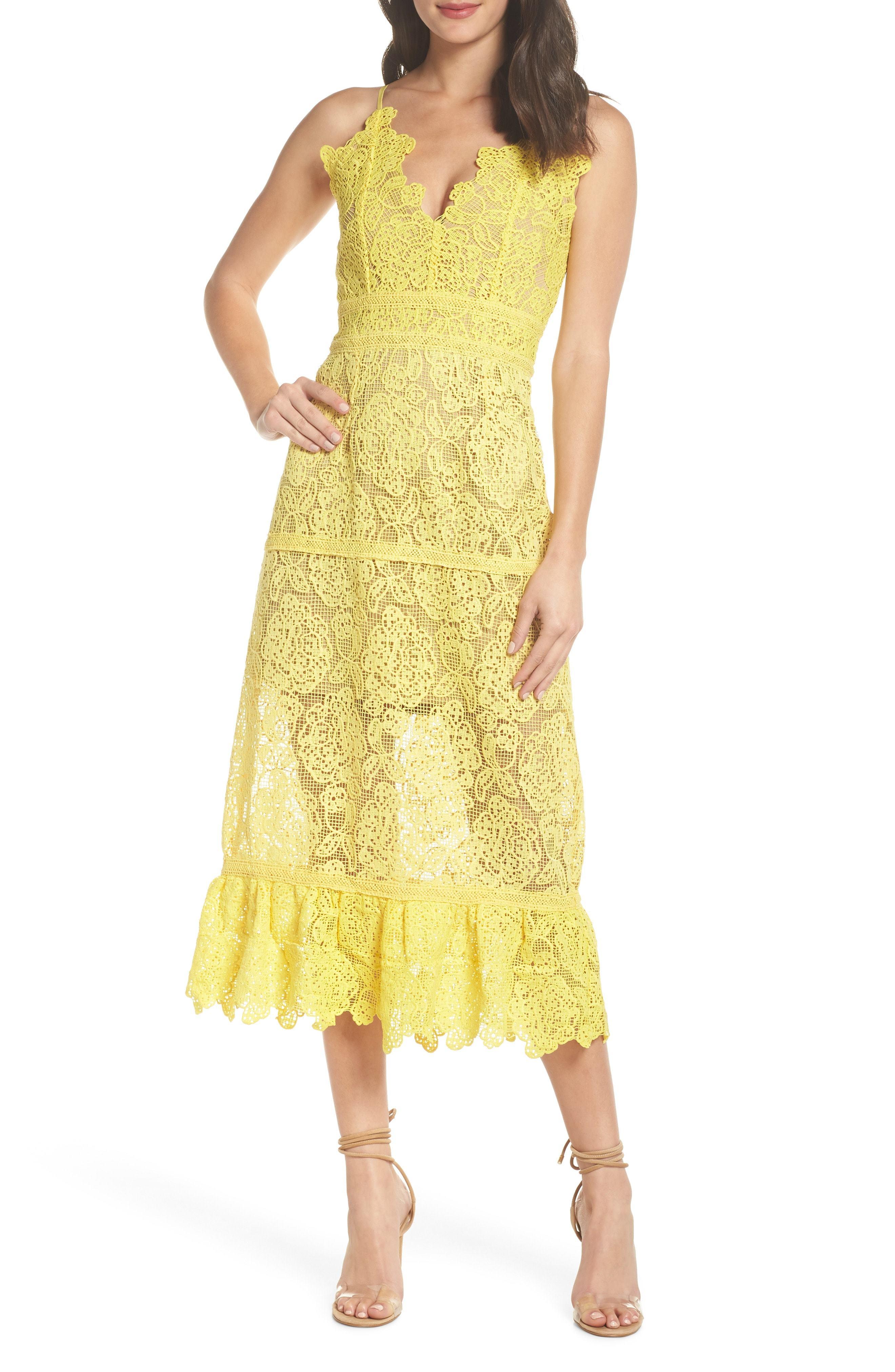 Majorie Lace Dress