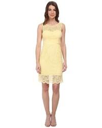 Lace sheath dress medium 339160