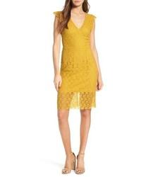 Lace sheath dress medium 4344460