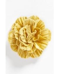 Yellow Lapel Pin
