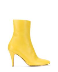 A.F.Vandevorst Mid Heel Ankle Boots