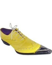 Zota G908 34 Yellow Leather