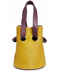 Trademark Goodall Calfhair Bucket Bag