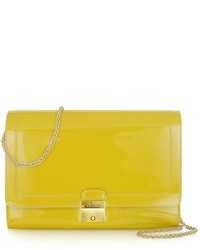 Marc Jacobs All In One Patent Leather Clutch