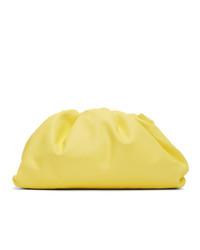 Bottega Veneta Yellow The Pouch Clutch