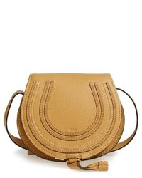 Chloé Chloe Mini Marcie Leather Crossbody Bag