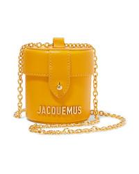 Jacquemus Le Vanity Leather Shoulder Bag
