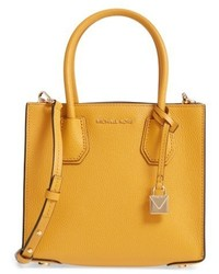 MICHAEL Michael Kors Michl Michl Kors Mercer Leather Crossbody Bag