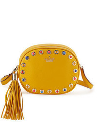 68cf7479d Women's Yellow Leather Crossbody Bags by Kate Spade | Women's ...
