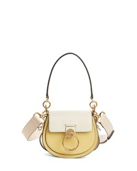 Chloé Small Tess Colorblock Leather Shoulder Bag