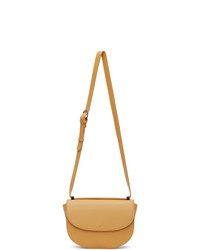 A.P.C. Yellow Geneve Bag