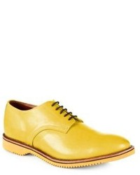 Walk-Over Chase Leather Derby Shoes