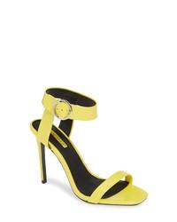 Topshop Ria Hi Skinny Sandal