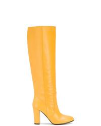Via Roma 15 Block Heeled Boots